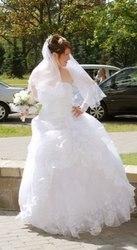 Продам свадебное платье в г. Слуцке