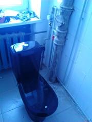 Монтаж систем водоснабжения и канализации,   отопительных систем