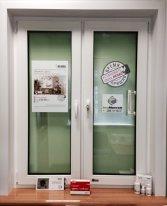 Двери и окна ПВХ. Алюминевые рамы. Монтаж и продажа.