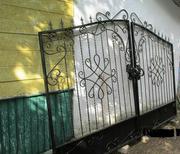 ворота кованные,  распашные