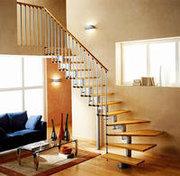 Продается  межэтажная модульная лестница