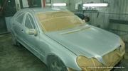 Услуги по ремонту кузова и покраске авто