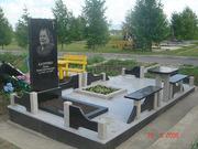 облагораживание могил + продажа памятников