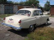 Антиквариат ГАЗ-21 1961г. Выпуска,  цвет слоновая кость,  в хорошем сост