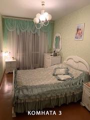 Продается уютная 3-х комнатная квартира со всей мебелью в тихом районе